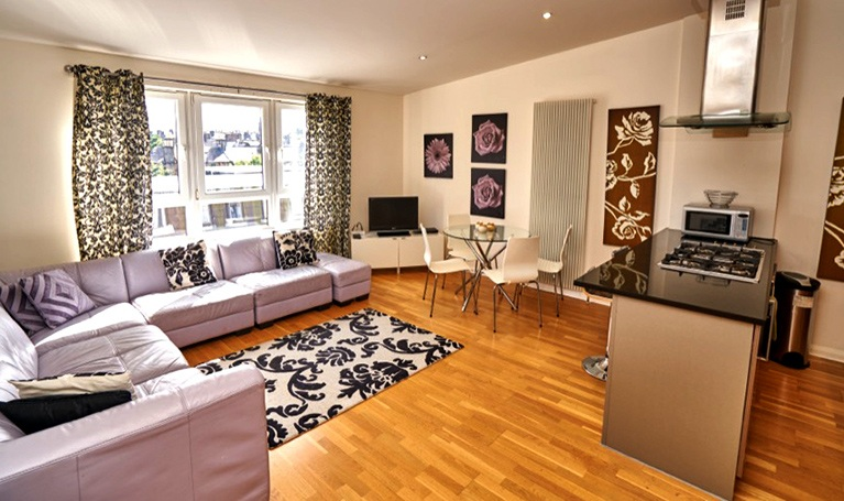 Lochrin Place 2 Bedroom Penthouse