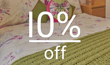 10% off your first stay