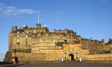 History of Edinburgh at your doorstep