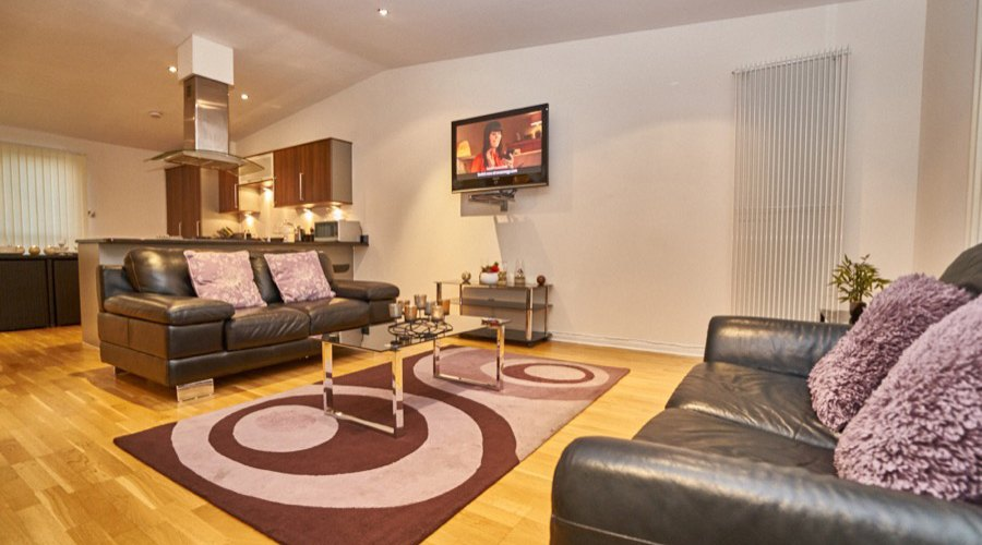 Lochrin Place Your Luxury Base In Central Edinburgh
